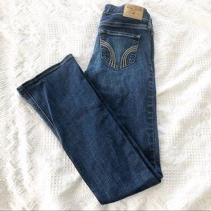 Hollister 0R Jeans slight flare